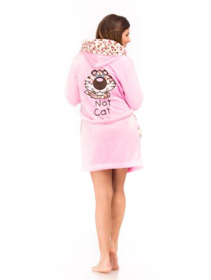 POPPY NO CAT köntös pink-pink ocelot 80e45d7e64