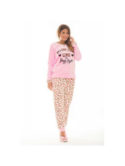 Poppy pizsama Nice POPPY CLUB b79e52d7da