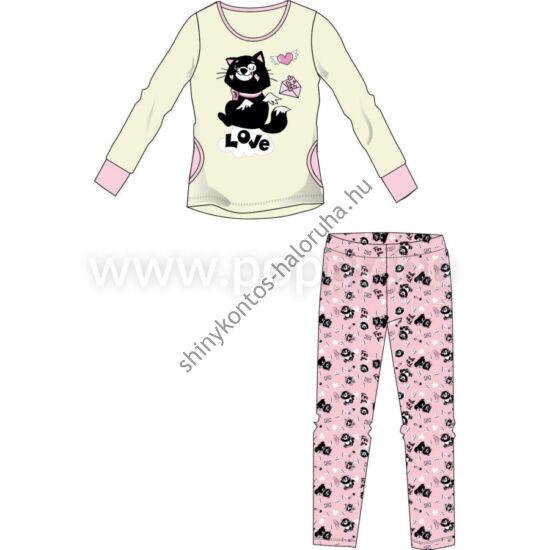 POPPY Amina Cute cica pizsama
