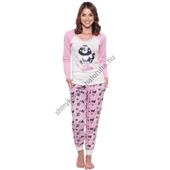 POPPY Kyra Cute cica pizsama