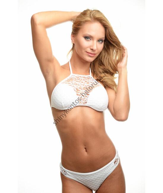 POPPY DENISSE Bikini, fürdőruha - Fehér csipke