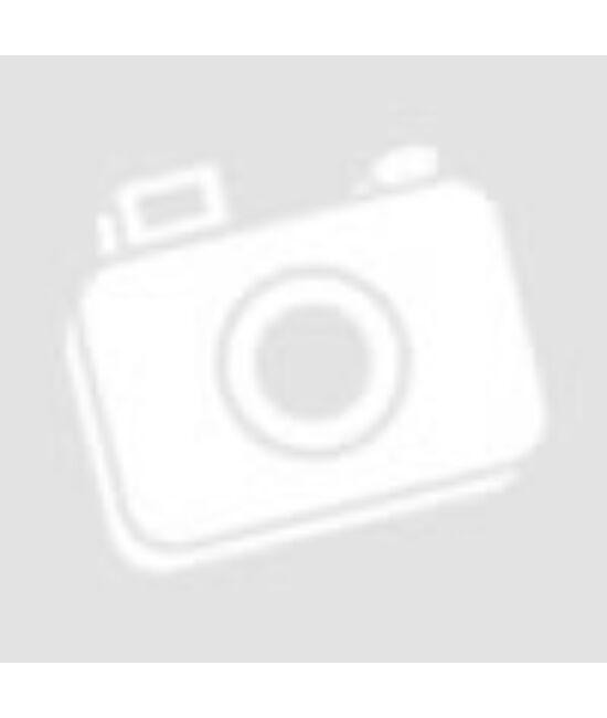 POPPY Chill Patkányos pizsama világosszürke-k.pink
