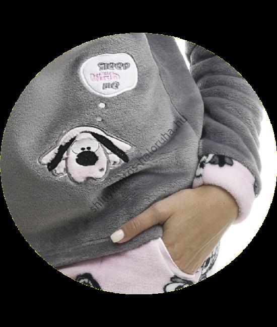 POPPY Nice Kutya mintás pizsama