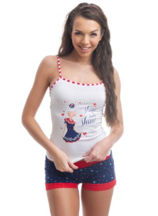 POPPY Gréti Sailor 2 részes trikó szett