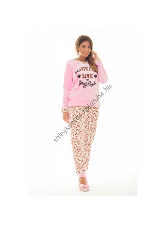 Poppy pizsama Nice POPPY CLUB