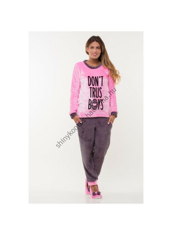 Poppy pizsama DON'T TRUS BOYS