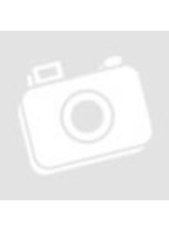 POPPY Fancy Cicás 3/4-es pizsama - szürke-k.pink