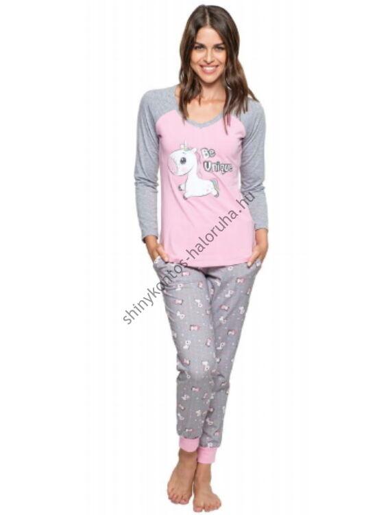 POPPY Kyra Baby unikornis mintás pizsama