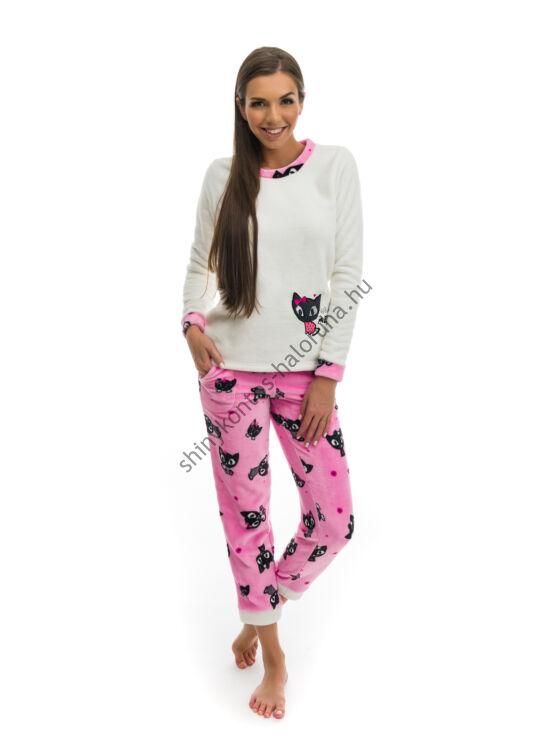 POPPY Nice Masnis cica pizsama