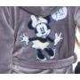 Kép 4/4 - POPPY DK MINNIE HI hímzett köntös - szürke-sötétkék
