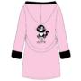 Kép 5/5 - POPPY DK Cute Cica köntös - rózsa-fekete