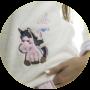 Kép 2/2 - POPPY Nice Unikornis pizsama