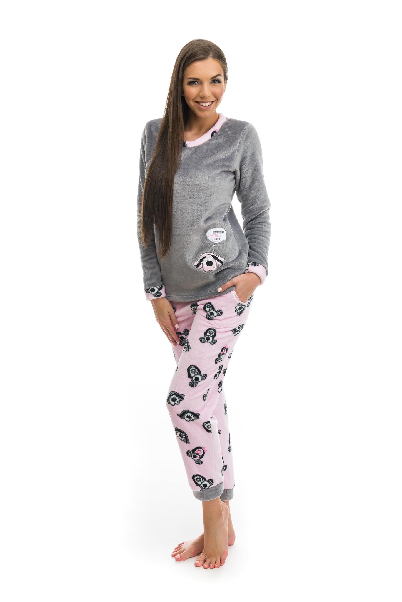 9a91efa1c POPPY Nice Kutya mintás pizsama