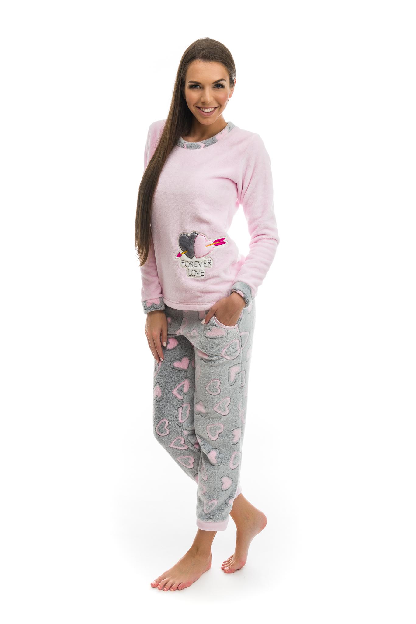 66ff3b6e6 POPPY Nice Szives pizsama